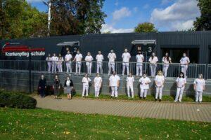 Knappschaftskrankenhaus freut sich über neue Pflegekräfte