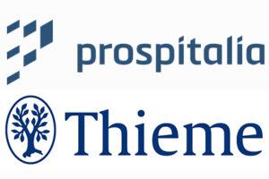 Neue Kooperation zwischen Thieme und Prospitalia: Einkaufsgemeinschaft für Kliniken bietet eRef Lizenzpakete an